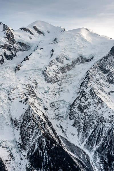 Mont Blanc Wall Art - Photograph - Mont Blanc Chamonix France by Pierre Leclerc Photography