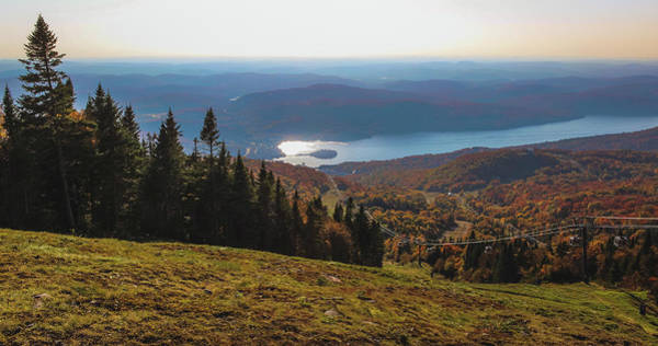 Photograph - Mont Tremblant Summit by Andy Konieczny