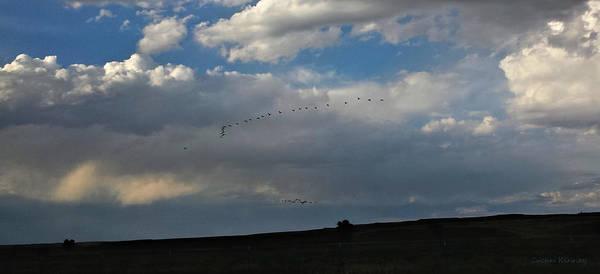 Photograph - Montana Sky 4 by Susan Kinney