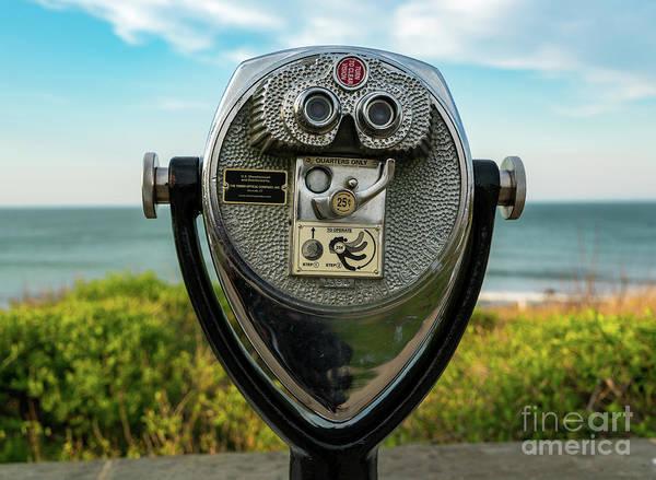 Wall Art - Photograph - Montauk Binocular View by DAC Photo