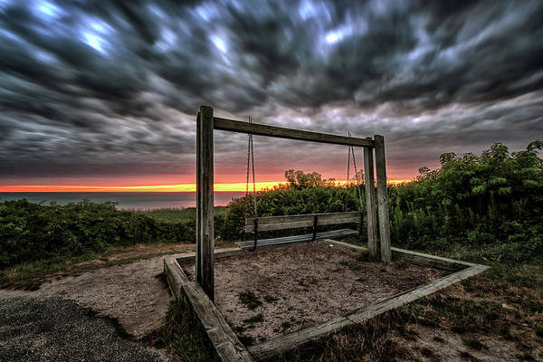 Photograph - Montauk Swing by Alissa Beth Photography
