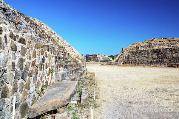 Wall Art - Photograph - Monte Alban Temples by Jess Kraft
