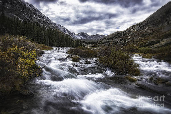 Photograph - Monte Cristo Creek by Bitter Buffalo Photography