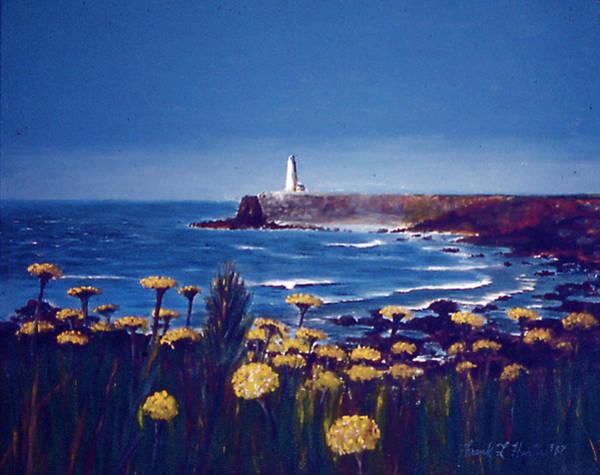 Painting - Monterey California Coast by Frank Hunter