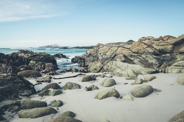 Photograph - Monterey Coastline by Margaret Pitcher