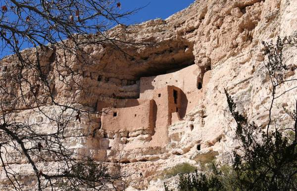 Photograph - Montezuma Castle  by Christy Pooschke