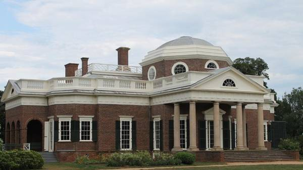 Photograph - Monticello by Christopher Kirby