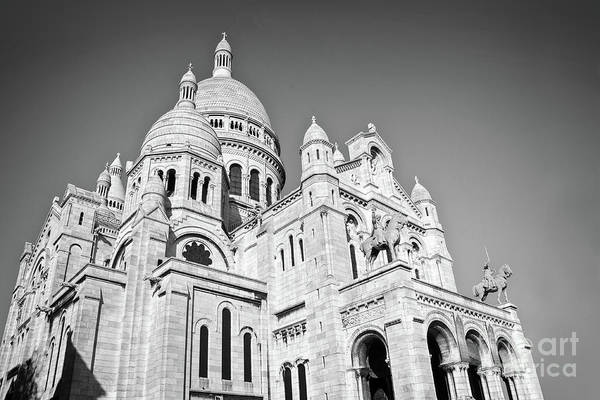 Wall Art - Photograph - Montmartre by Delphimages Photo Creations