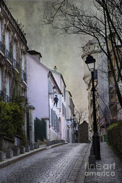 Photograph - Montmartre by Elena Nosyreva