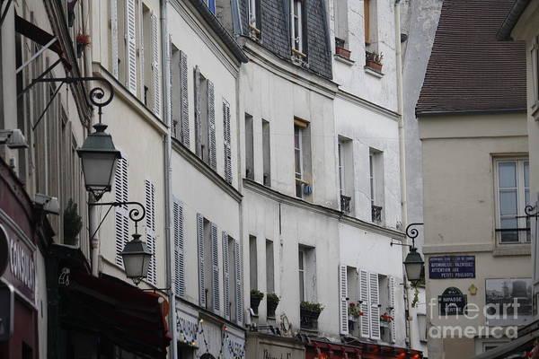Photograph - Montmartre by Wilko Van de Kamp