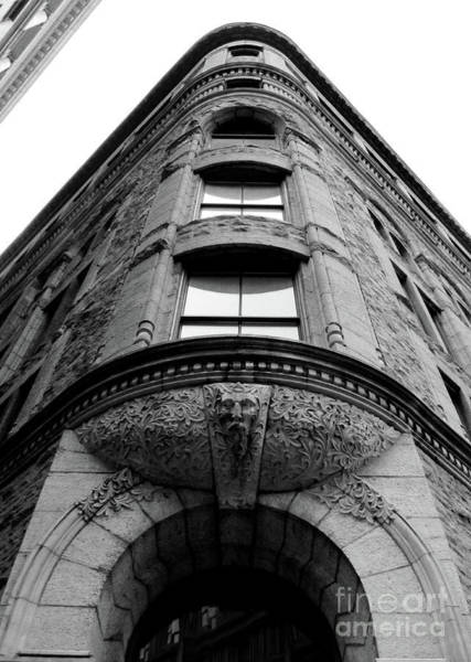 Wall Art - Photograph - Montreal Building Corner by Randall Weidner