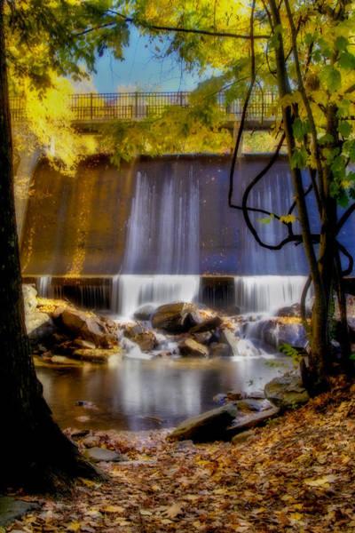 Photograph - Montreat Falls by Joye Ardyn Durham