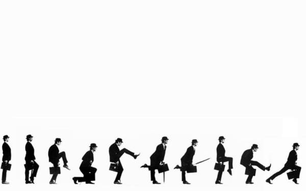 Wall Art - Digital Art - Monty Python by Mery Moon