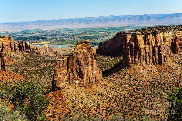 Photograph - Monument Canyon by Jon Burch Photography