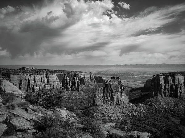 Photograph - Monument Canyon by TM Schultze