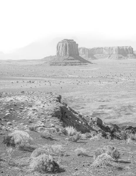 Plateau Photograph - Monument In A Higher Key by Joseph Smith
