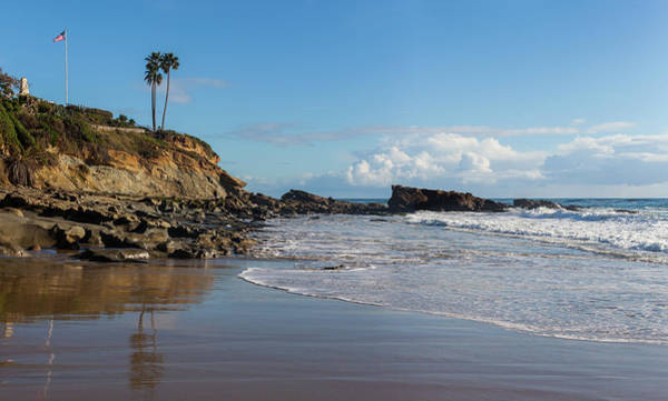 Photograph - Monument Point At Low Tide by Cliff Wassmann