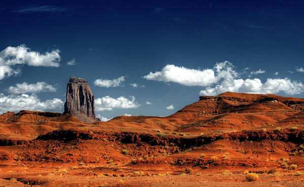 Photograph - Monument Valley 3 by Alex Galkin