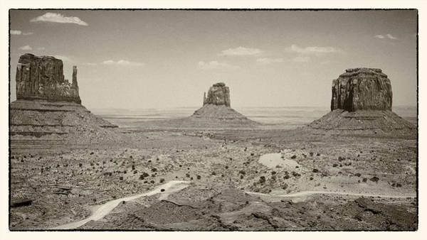 Montain Photograph - Monument Valley 3 by Hideaki Sakurai