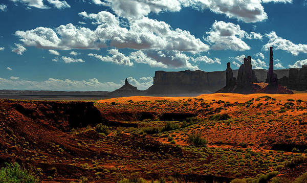 Photograph - Monument Valley 5 by Alex Galkin