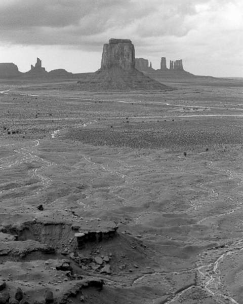 Monument Valley Afternoon Art Print