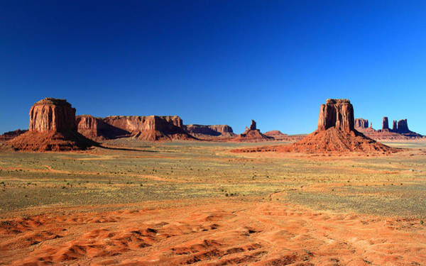Photograph - Monument Valley Colors by Pierre Leclerc Photography