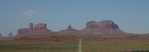 Photograph - Monument Valley Navajo Tribal Park by Christopher Kirby