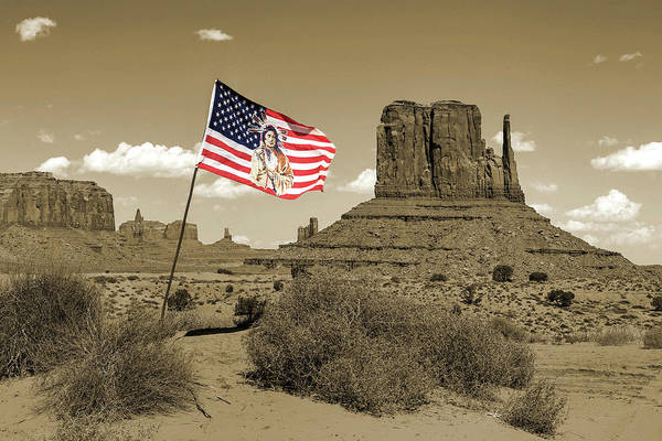 Wall Art - Photograph - Monument Valley Navajo Tribal Park by Donna Kennedy