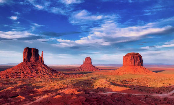 Wall Art - Photograph - Monument Valley by Pixabay