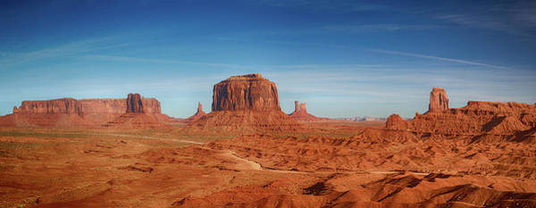 Wall Art - Photograph - Monument Valley by Sameer Thakur