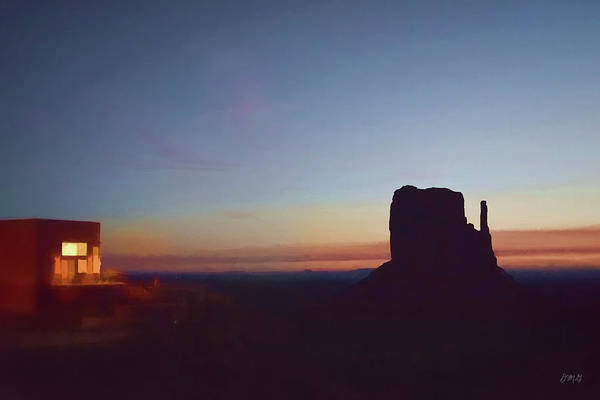 Photograph - Monument Valley Xiv by David Gordon