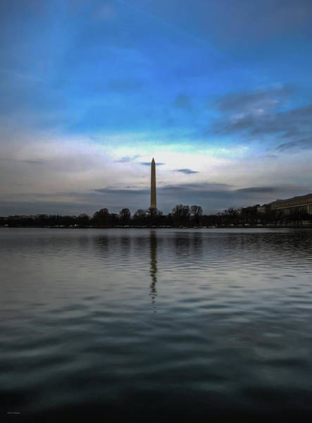 Photograph - Monumental Reflection by Ross Henton
