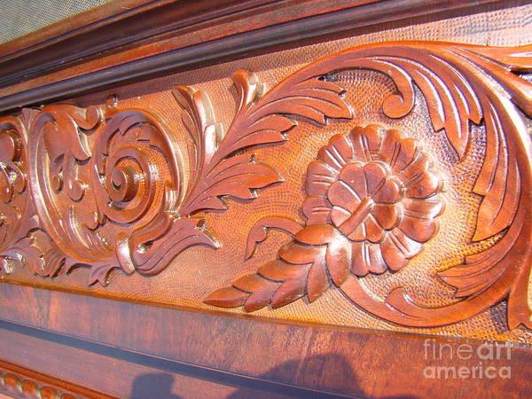Walnut Mixed Media - Monumental Renaissance Revival Carving - Restored by Halo Tlc