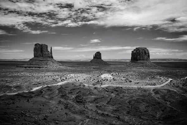 Photograph - Monuments Of The West by Lucinda Walter