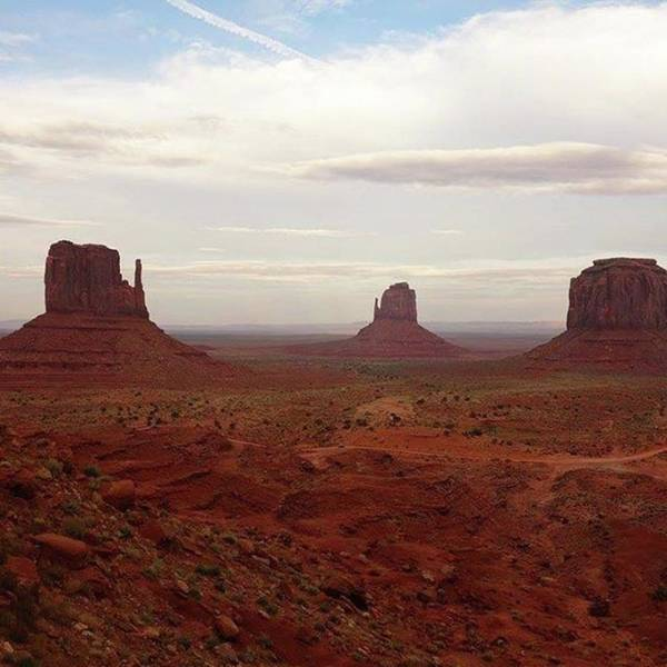 Photograph - #monumentvalley #navajo  #park by Patricia And Craig