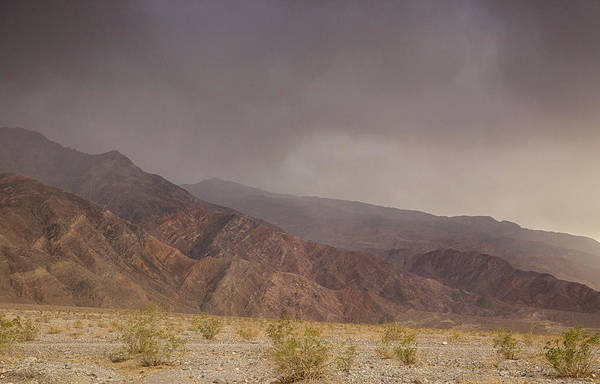 Death Valley Np Photograph - Moods Of Death Valley National Park by Kunal Mehra