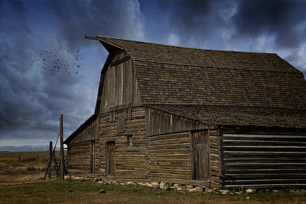 Teton National Park Digital Art - Moody Moulton by Lana Trussell