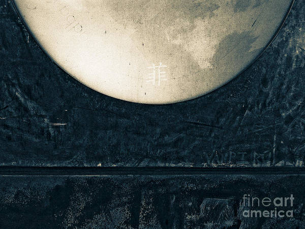 Photograph - Moon by Fei A