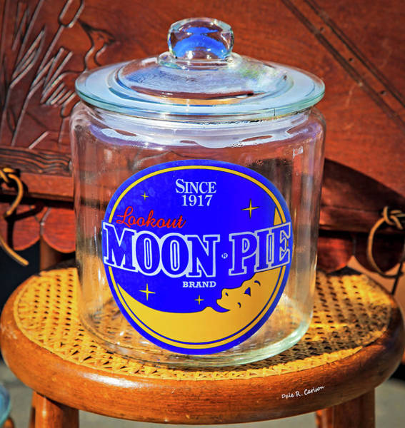 Photograph - Moon Pie by Dale R Carlson