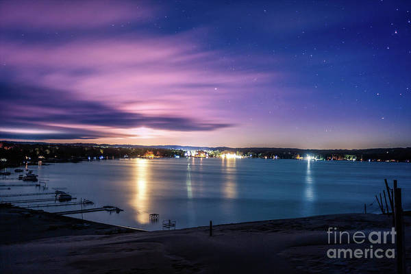 Wall Art - Photograph - Moon Rise by Todd Bielby