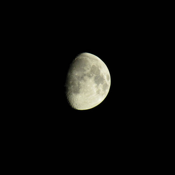 Photograph - Moon Shot 2 by Robert Knight