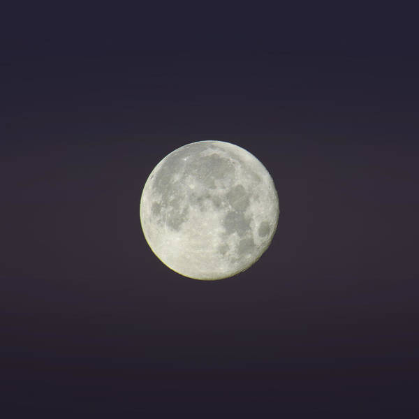 Photograph - Moon Shot 7 by Robert Knight