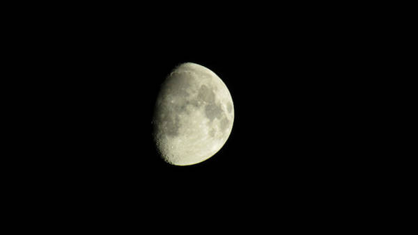 Photograph - Moon Shot by Robert Knight