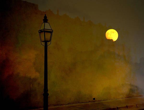 Wall Art - Photograph - Moon Walker by Susanne Van Hulst