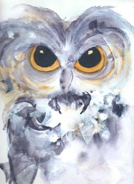 Painting - Moonglow by Dawn Derman