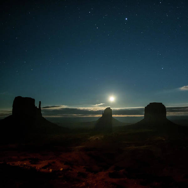 Vallery Photograph - Moonlight Serenade by CEB Imagery