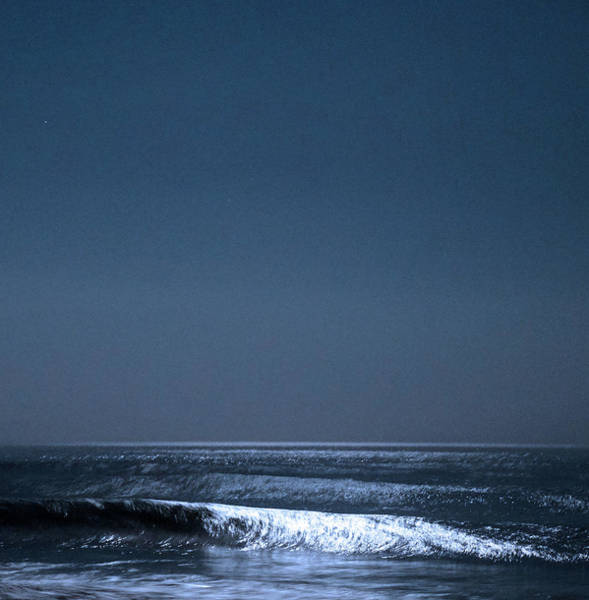 Wall Art - Photograph - Pipeline Moonlight Hawaii by Kevin Smith
