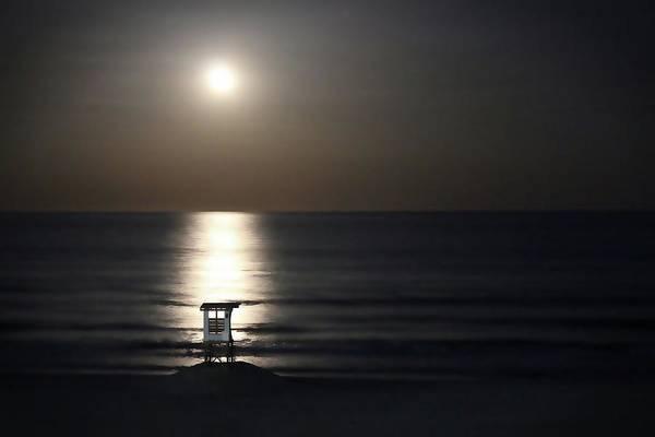 Photograph - Moonlit by Ben Shields