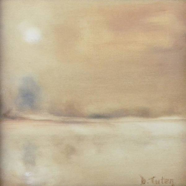 Painting - Moonlit by Donna Tuten