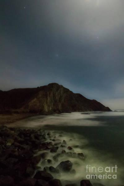 Wall Art - Photograph - Moonlit Waters by Jennifer Ramirez